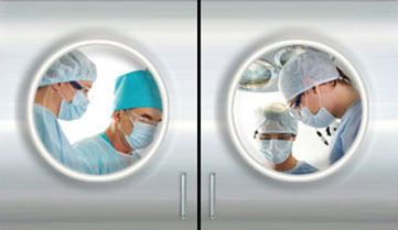 intraoperative & technical photos
