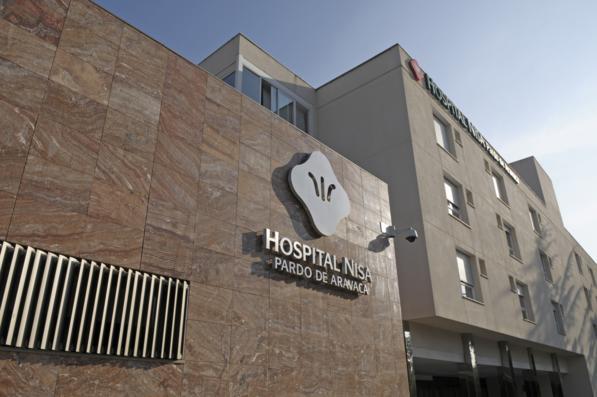 Hospital Nisa - front