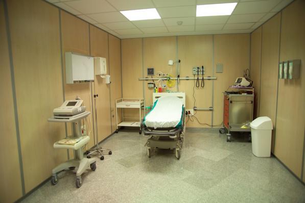Hospital Nisa - intensive care