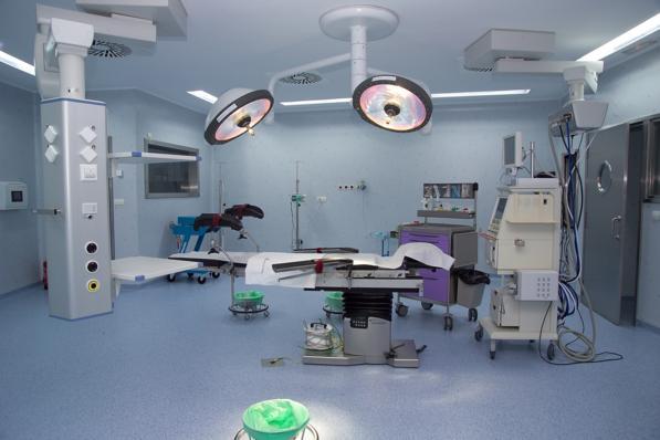 Hospital Nisa - operation room