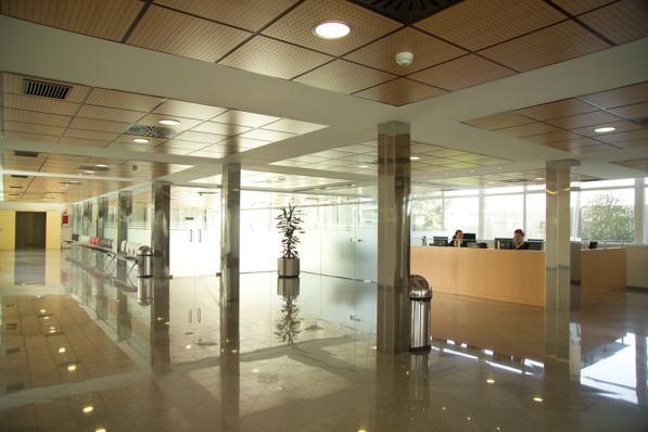 Hospital Nisa - reception
