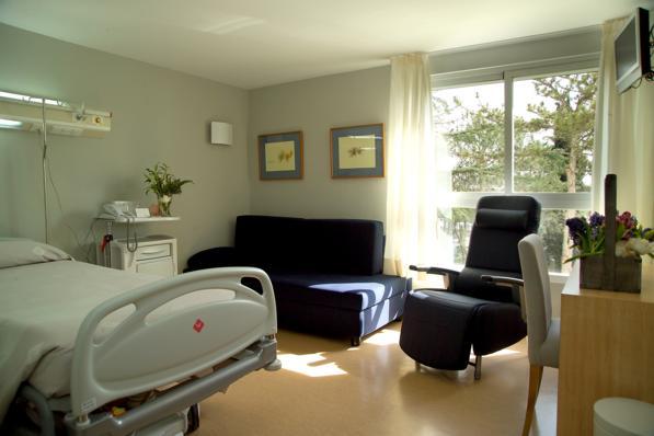 Hospital Nisa - room