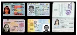 scanned identity